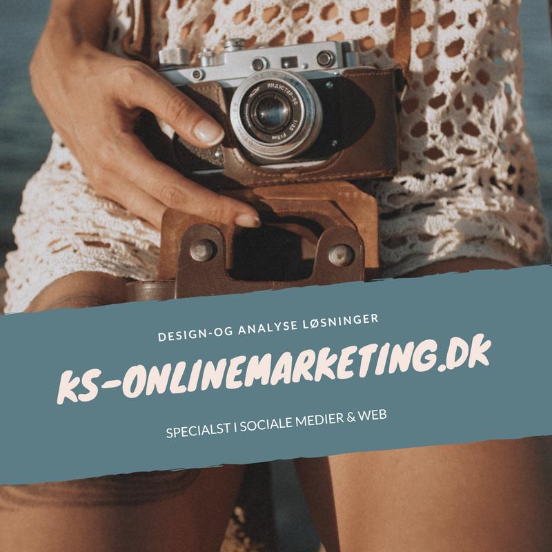 ks online marketing - sociale medier til din virksomhed - jeg tilbyder