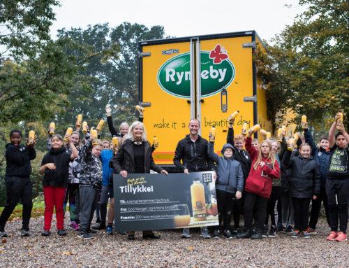 Pressemeddelelse – Odense Iværksætter Donerer Til Julemærkehjem