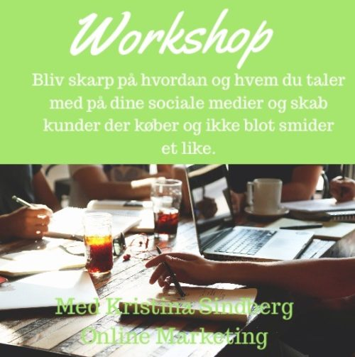 SoMe Workshop - Dalum IF - Odense - KS Online Marketing - Kristina Sindberg