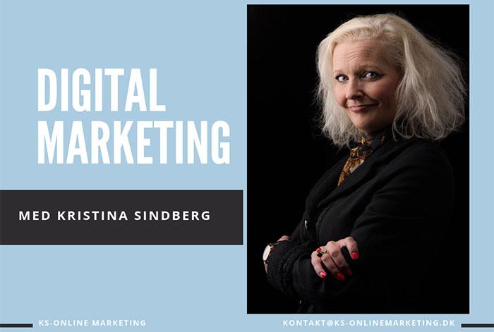KS-Online Marketing - Kristina Sindberg - Sociale medier -freelance marketing - Odense