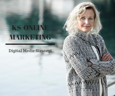 effektiv markedsføring - digital medie strategi - ks online marketing - kristina sindberg - odense - fyn
