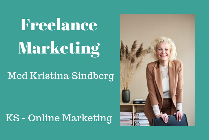 Freelance Marketing - Kristina Sindberg - KS Online Marketing - Web - Influencer