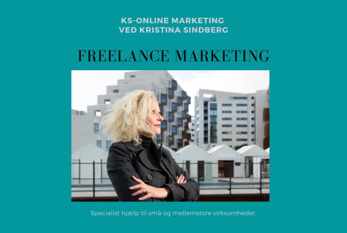 KS-Online Marketing - Kristina Sindberg - Freelance Marketing - Odense - Fyn - sociale medier - hjemmeside - webshop - seo - sem - fb annoncering