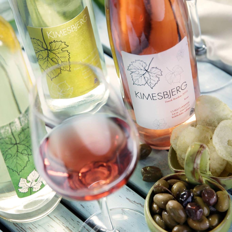 Kimesbjerggaard vingård - faaborg - Fyn - Anmeldelse - KS Online Marketng - Kristina Sindberg